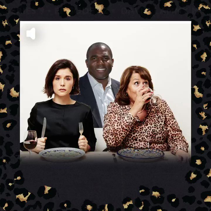 This week we welcome Tottenham-bred Labour MP @DavidLammy to Table Manners. Listen here - smarturl.it/tablemanners/