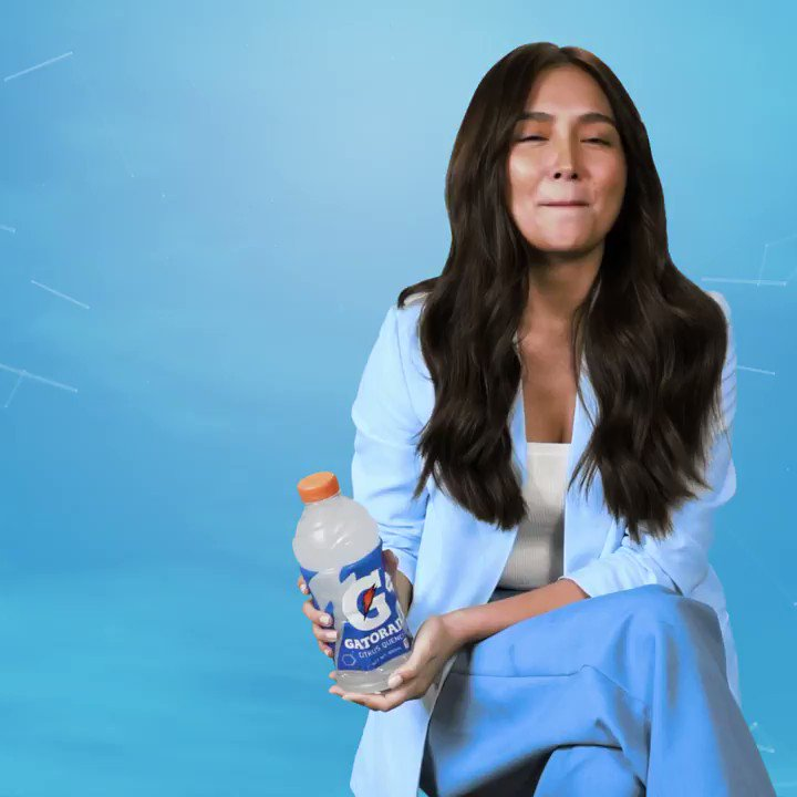 Heat up? Hydration up! @bernardokath wants to remind you to beat the heat with a bottle of #GatoradeIon now! #EverydayHydratION  ASC Reference C046P060320GS
