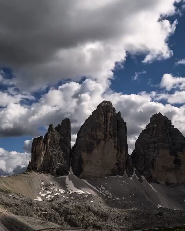 RT @dolomiti_it: Time lapse of the amazing Dolomit...