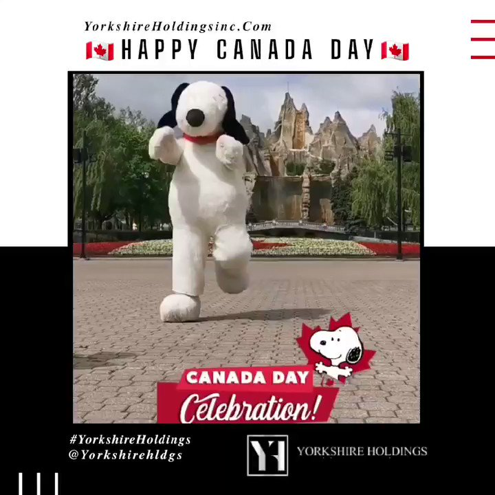 Happy Canada Day🇨🇦🍁  Wishing You And Your Loved Ones A Healthy, Safe, And Happy Canada Day.  #CanadaDay #CanadaDay2020 #1stJuly #YorkshireInCanada #StayAtHome #Montreal #EastCoast #Toronto #WestCoast  🗞 #YorkshireAnalysis 🏛 #YorkshireHoldings ℱᵒᒻᒻᵒ꒳👉 @Yorkshirehldgs https://t.co/Z11CuTs0Nm