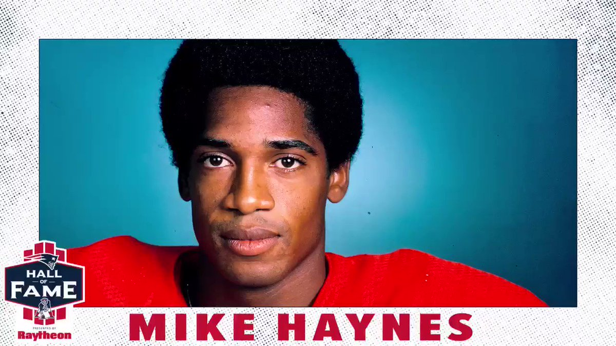 🎉HAPPY BIRTHDAY🎉 To #Patriots and Pro Football Hall of Famer, @MikeHaynesNFL!