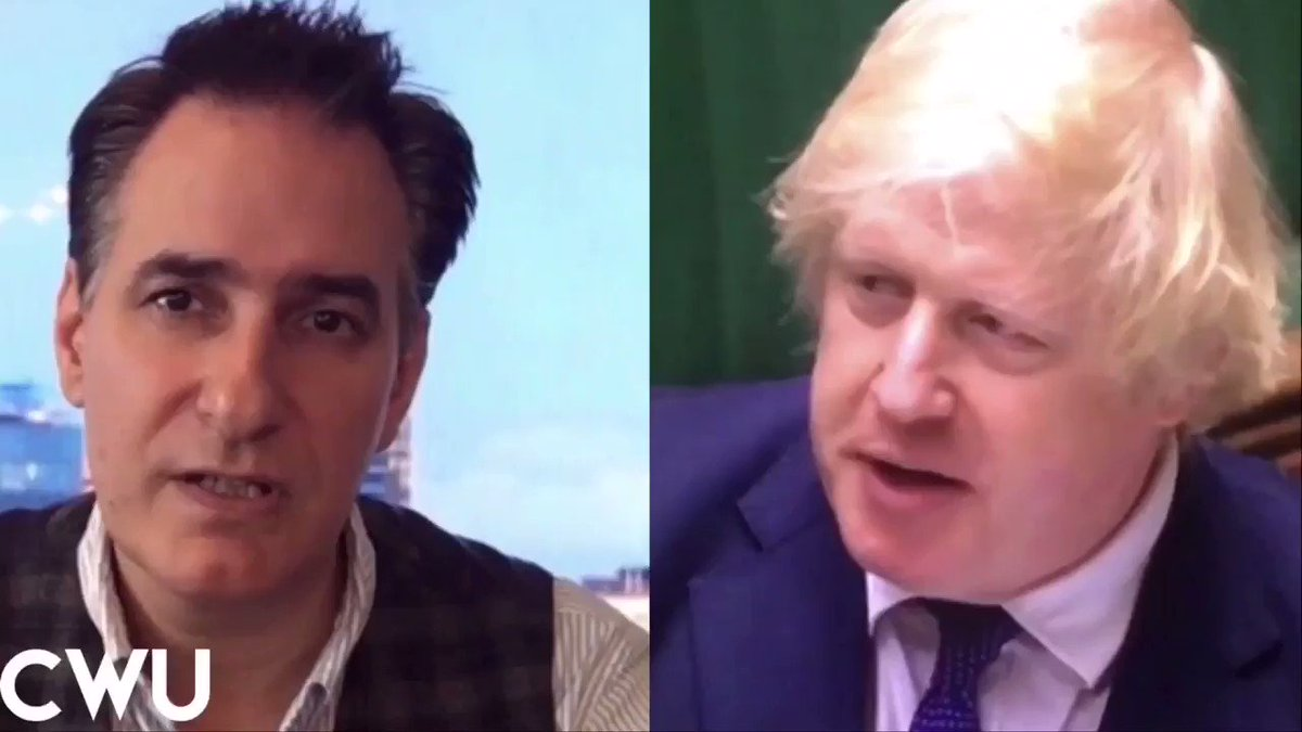"""It was always obvious Boris Johnson was not competent to be PM. Competency was sacrificed on the alter of """"get Brexit done."""" What we now have in No10 is a reckless chancer, someone who will sacrifice lives, jobs & the economy to achieve his aims"""