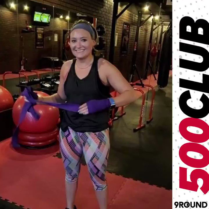 With every 9Round workout, you'll feel #StrongerIn30, and these awesome 9Rounders have completed 500 amazing workouts! Welcome to the club! Now THAT is strong!  #9Round #9RoundFamily #Kickboxing #KickboxFitness #Fitness #FitFam https://t.co/HAW9IKcNLG