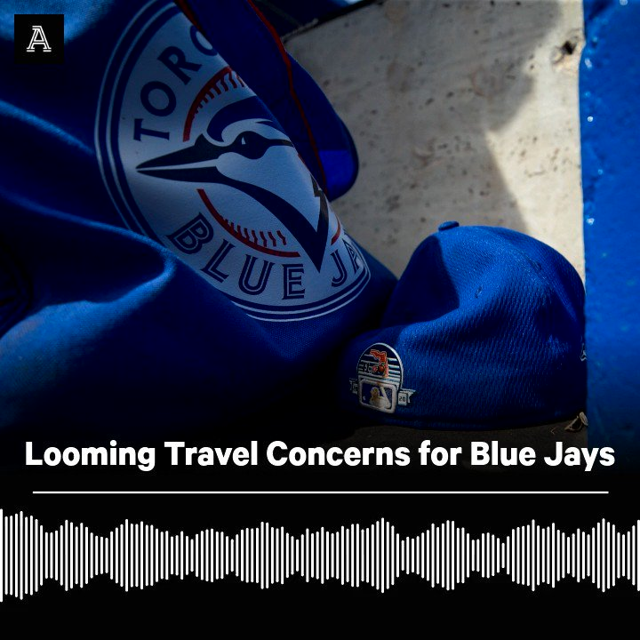 The newest episode Birds All Day is not about the Blue Jays player pool but instead focuses on which baseball players can dunk 🍎apple.co/3eSaBZ3 🎧spoti.fi/3eRooPJ