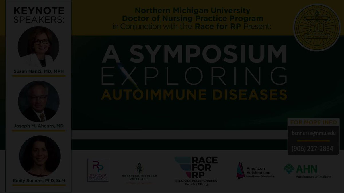 Image for the Tweet beginning: Patients First!  The @AHNtoday Autoimmunity Institute