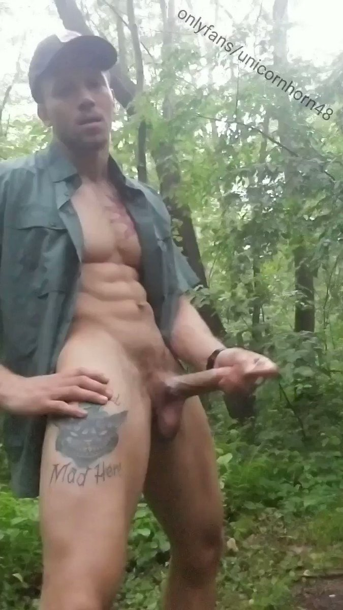 😁 youre walking down the trail and see daddy stroking, whats your next move?