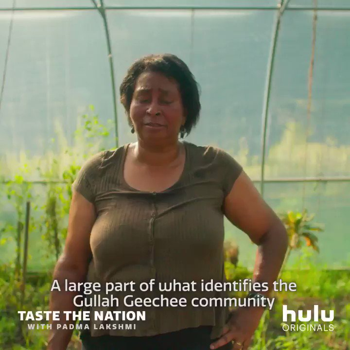 """The Gullah Geechee people are descendants of Africans who were enslaved on the indigo, rice & cotton plantations of the lower Atlantic coast. Their customs formed what we now know as Southern cuisine.  """"Taste the Nation"""" feat. @KosherSoul & @ChefBJDennis  https://t.co/xJ2y8osoYM https://t.co/5e5ZxAYMuB"""