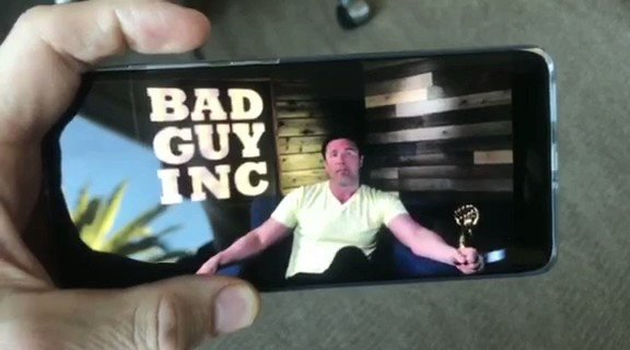 Give me Tony. 🙋‍♂️  @ChaelSonnen is a damn mind reader! #badguyinc https://t.co/rrqWsbFiRx