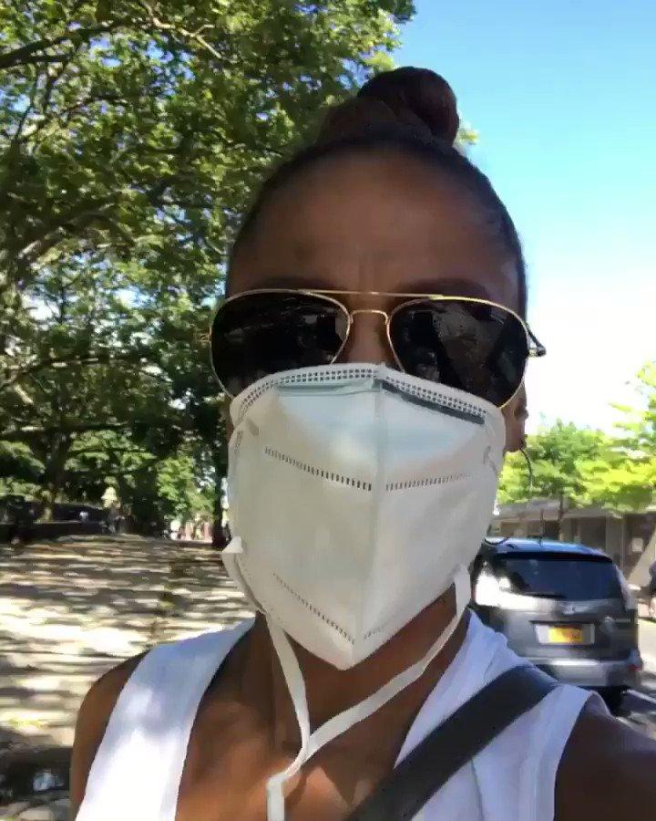 Nuff Said!#BackDaFuckUp #SixFeet #WearAMask#JustAGirlFromBrooklyn pic.twitter.com/75FvpCP1D1
