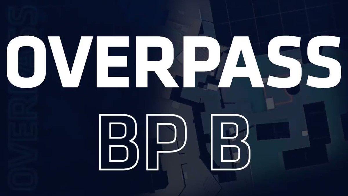 """Dernière vidéo de la série """"Retake's Nades"""" : le BP B sur Overpass ! 😎💣  Maintenant, vous avez tous le stuff nécessaire pour reprendre les BP en toute sérénité. https://t.co/uKrdynSvnU"""