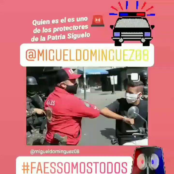 En #Instagram Sigue al Comisario Jefe de las #faes  @migueldominguez08  #dalelikeporvenezuela  #dalelike  #siguelo  #siguenos  #faesespaz