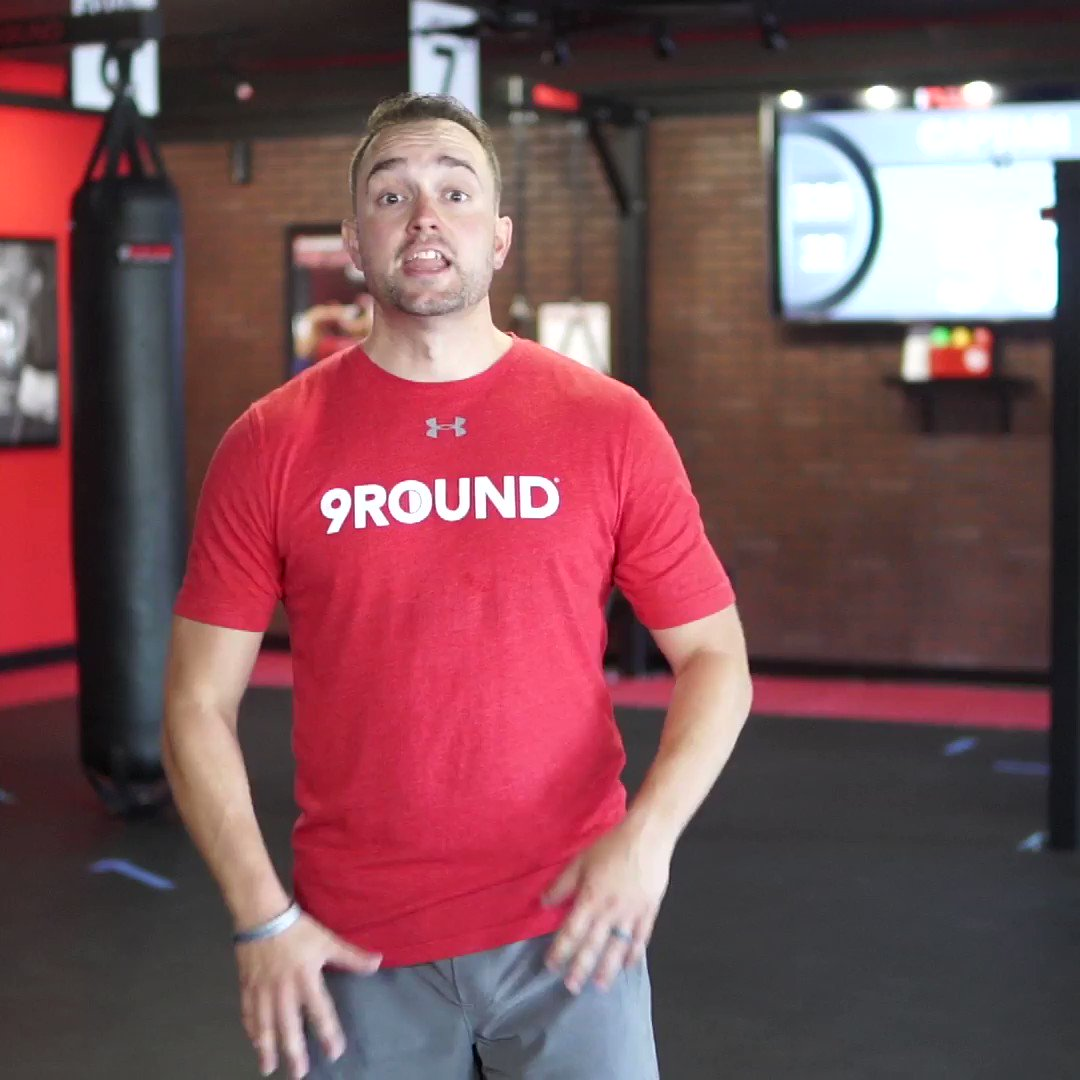 "9Rounders, we're kicking today's workout up a notch with a 100 front kick challenge on Round 6! 💥  Be sure to watch this video from Drew ""The Captain"" to learn more, and once you've finished this KILLER challenge, don't forget to let us know how many you got ! #9Round https://t.co/EVG8EnRnYg"