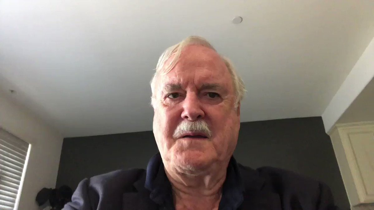 We're over the moon about helping Let's Talk Entertainment promote comedy legend @JohnCleese's first ever live stream special. 🙌 Check it out:   #livestream #digitalmarketing #marketing #entertainment #liveevents #johncleese #montypython #fawltytowers