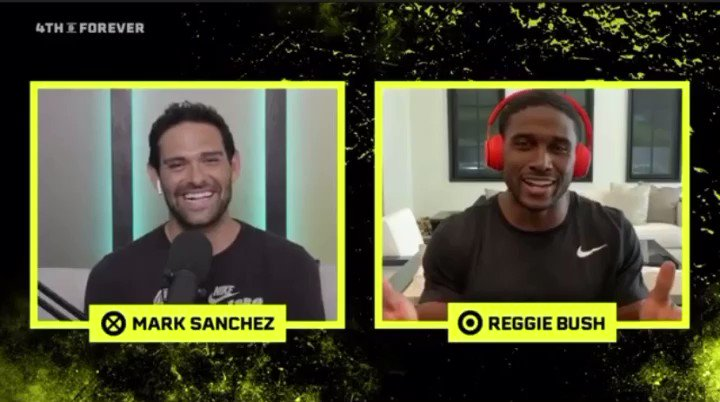 Being humble. Growing. Becoming a man. @Mark_Sanchez & @ReggieBush talk about their time here. #TrojanMade | #FightOn ✌️