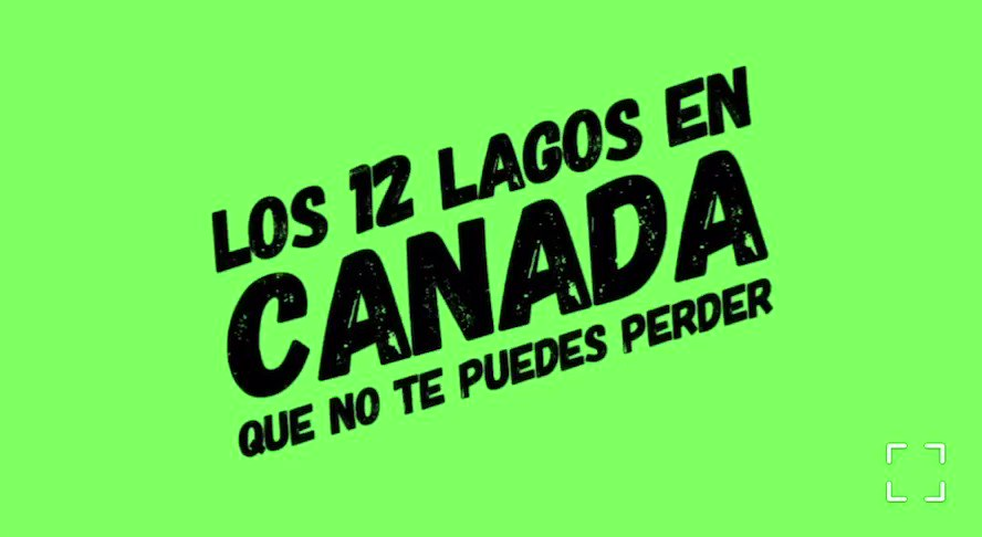 Image for the Tweet beginning: Si no conoces Alberta Canadá