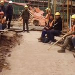 湖北省の建設現場にいた!マイケル・ジャクソンが転生したと思わせるほどダンスが上手な作業員!