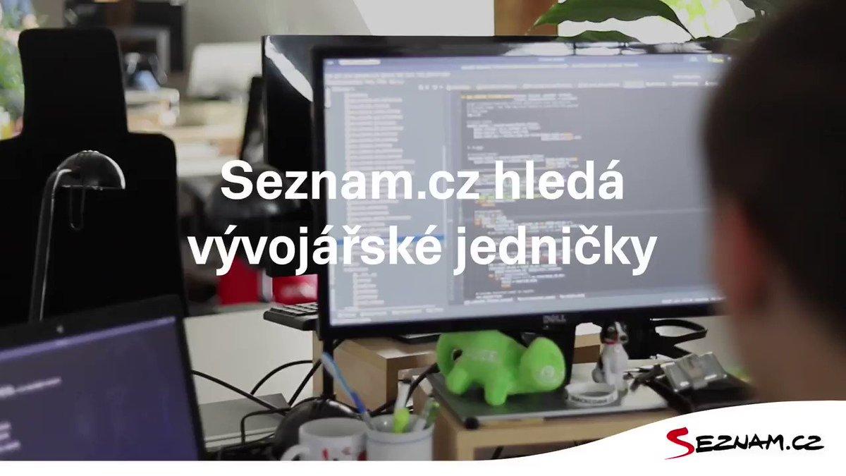 Říkáte si, že je načase zúročit nabyté zkušenosti a zazářit? Pojďte pracovat do české technologické jedničky. V Seznamu hledáme zkušené vývojářské jedničky, které se nezaleknou velkých projektů.  ➡ https://t.co/asO3gSTZuw https://t.co/kXwOGdGReW