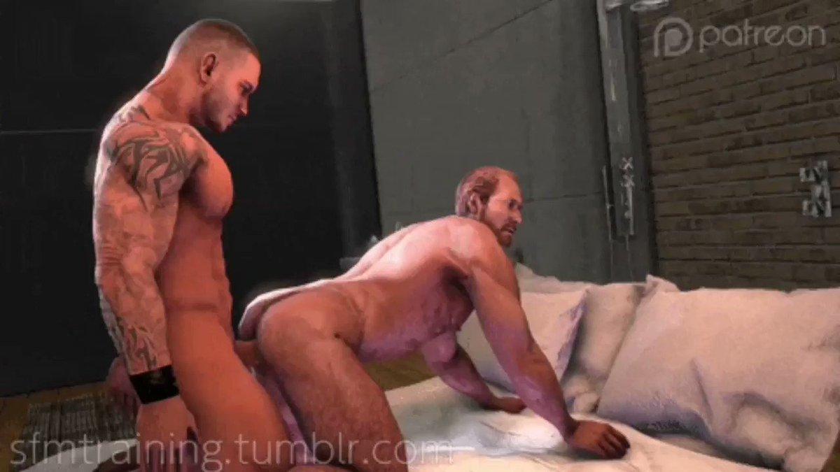 Randy orton nude sex