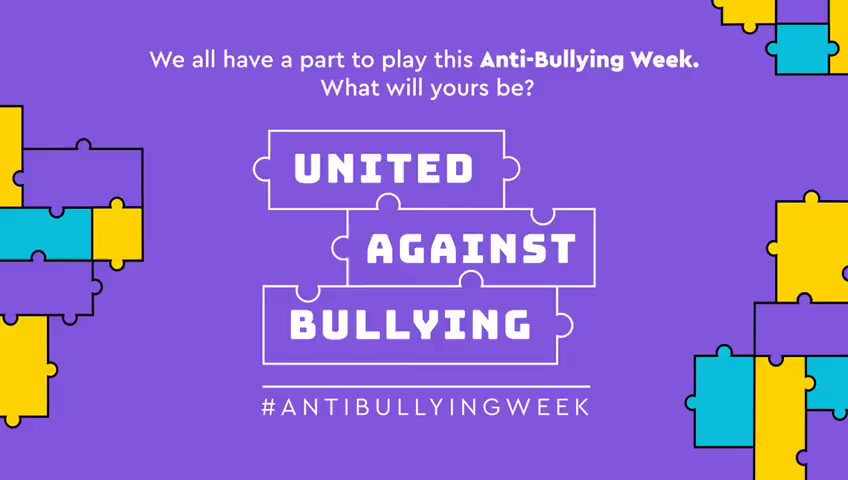 Lots of work going on right now at ABA HQ to get ready for #AntiBullyingWeek check out all the ways you can get involved here: bit.ly/antibullyingwe…
