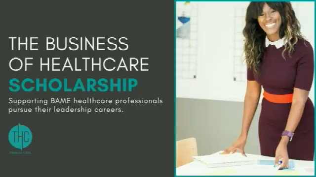 I am super excited and tremendously nervous to be launching my own scholarship fund to support #BAME #healthcare professionals looking to progress their #leadership careers. The deadline for submissions is 5pm on Mon 3rd August Apply here bit.ly/BOH-Scholarship ✊🏿✊🏾✊🏽✊🏼✊🏻