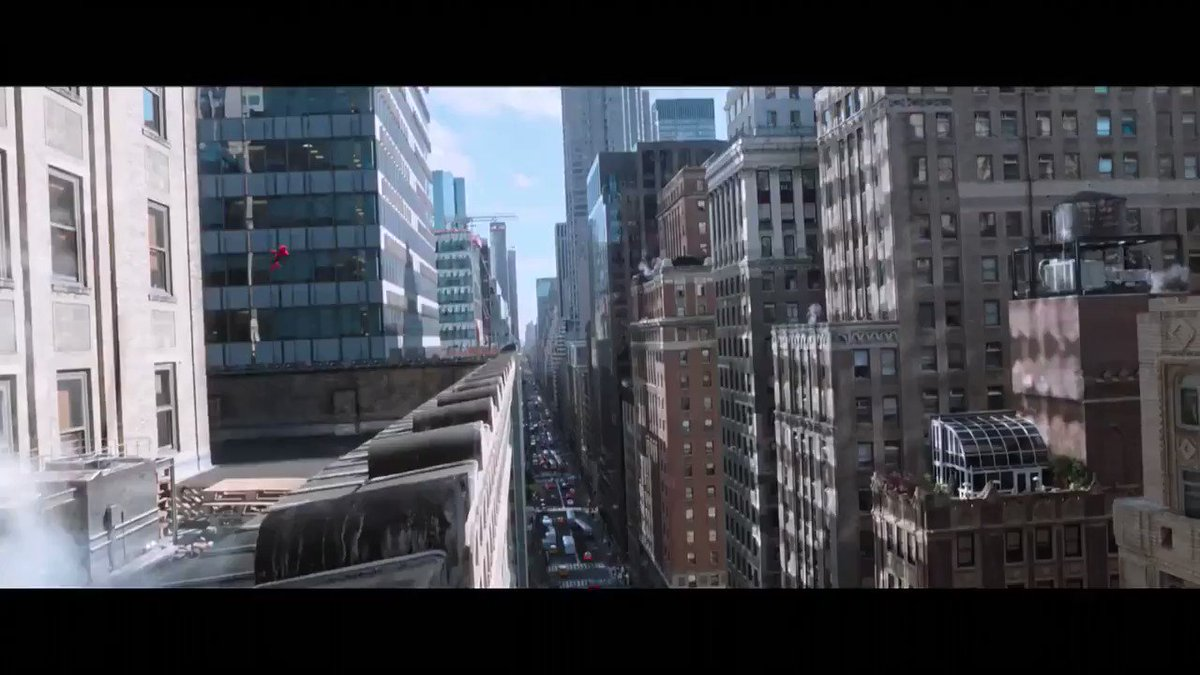 #SpiderManFarFromHome completes one year! The web-swing sequence in this film is so complete and perfect!  #INOX #LiveTheMovie https://t.co/xVUbuQtnTQ