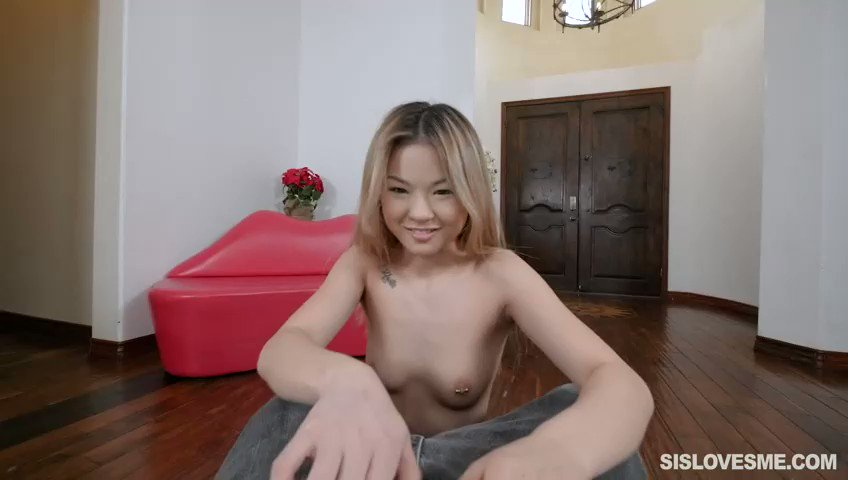🎇🧨@TeamSkeet 4th of July Special🧨🎇 My pretty Asian stepsister, @luluchuofficial, is always fooling around online, but when she films herself taking off her clothes on my phone, she's gone too far. Our review mypornadviser.com/team-skeet-rev…