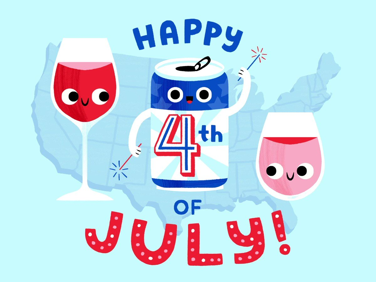 Image for the Tweet beginning: Have you planned your 4th
