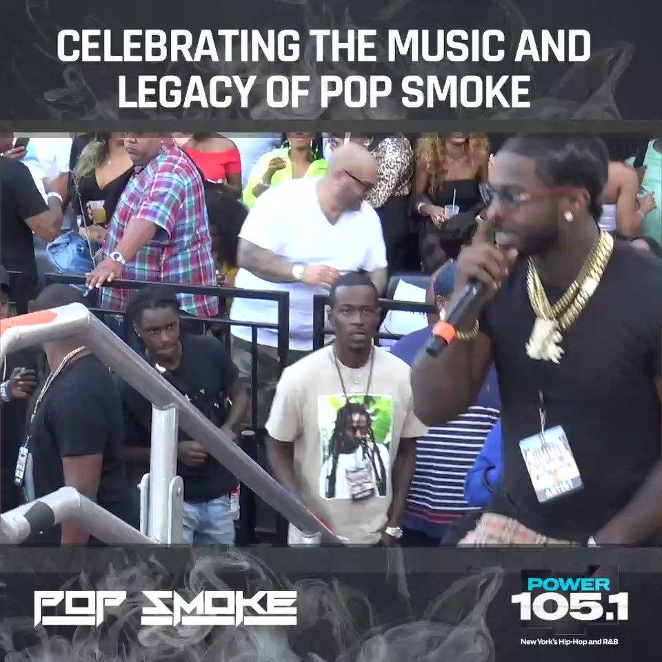 #ShootForTheStarsAimForTheMoon #PopSmoke 💙💙💙