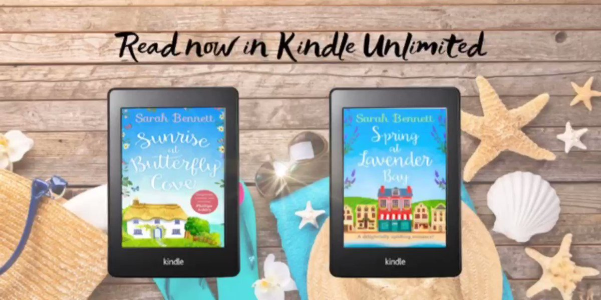 Relax this #weekend with two gorgeous #romancenovels free to read with your #KindleUnlimited subscription #Sunrise amzn.to/2NtDAXd #Spring amzn.to/2A9YwPY @HQstories