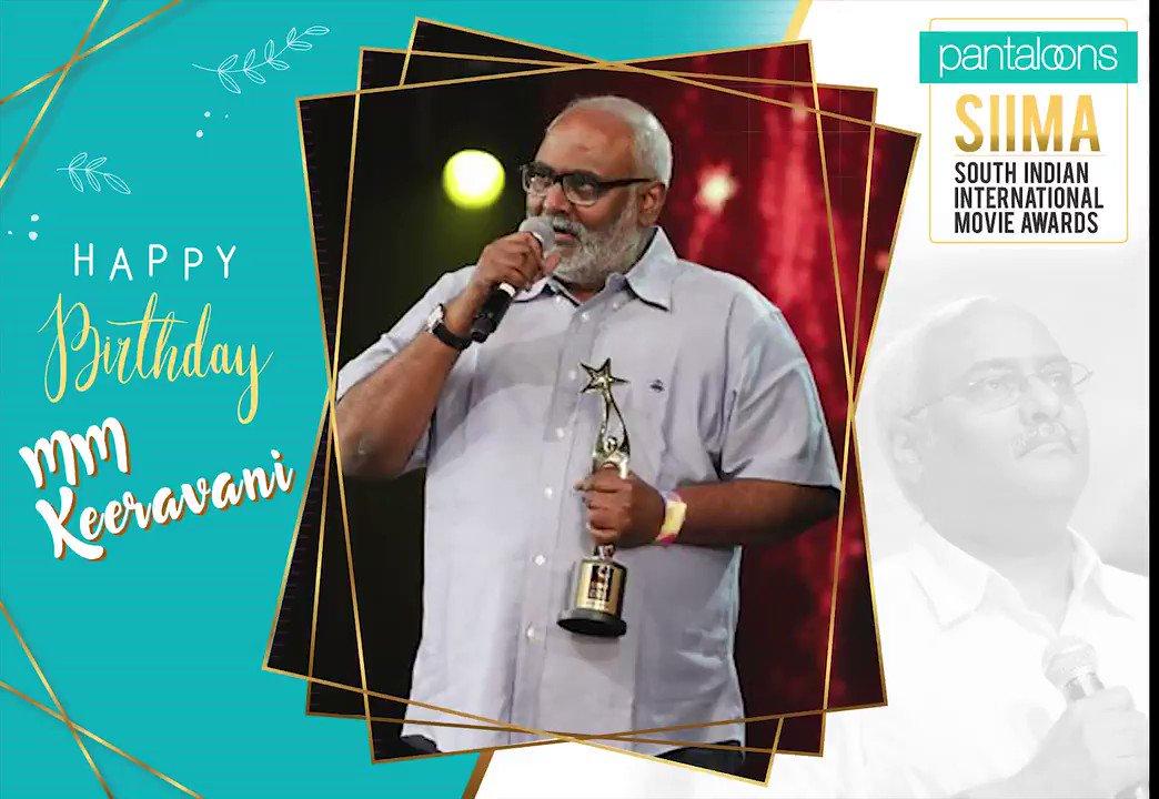 Wishing @mmkeeravaani MMKeeravaani a Very Happy Birthday! #HBDMMKeeravaani @pantaloonsindia