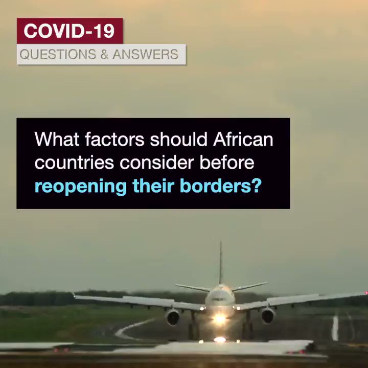 Image for the Tweet beginning: African countries are beginning to