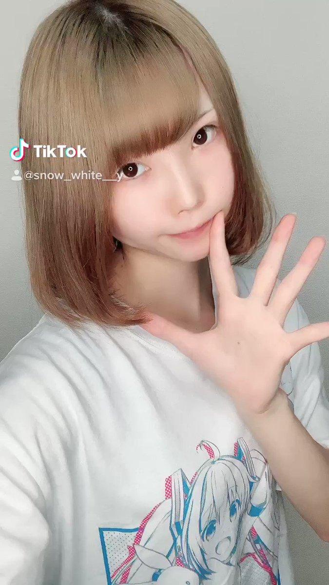 どすっぴんから黒雪姫になるまでのコスプレメイク動画公開❄️このあと #TIKTOKOTODAMA_24hLIVE 絶対見てええええ#TikTok