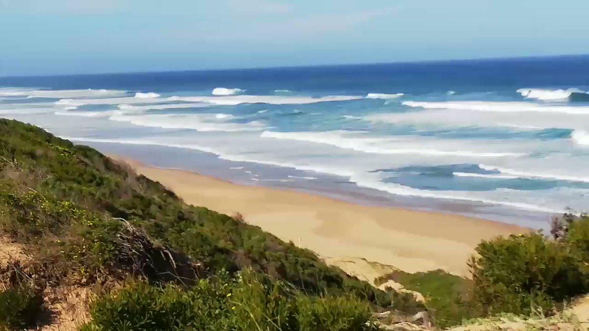 Love this spot, so refreshing, blessed! #Kleinkrans #GardenRoute #SouthAfrica 🌊🇿🇦