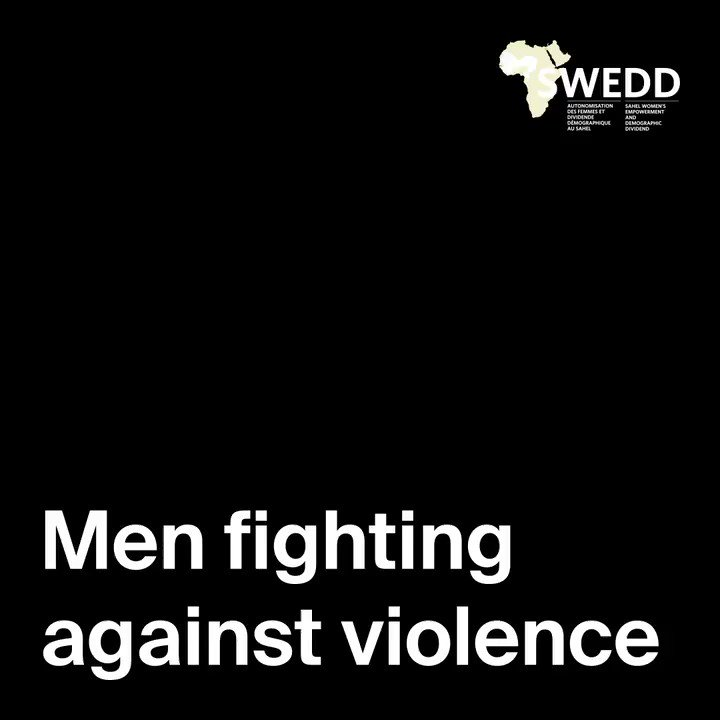 It's important for men to be champions & allies against all forms of violence, abuse and discrimination against #girls & #women. We are #StrongerTogether especially as we now seek to #RecoverBetter from the ongoing #COVID19 pandemic & it's socioeconomic impacts. @UNFPA