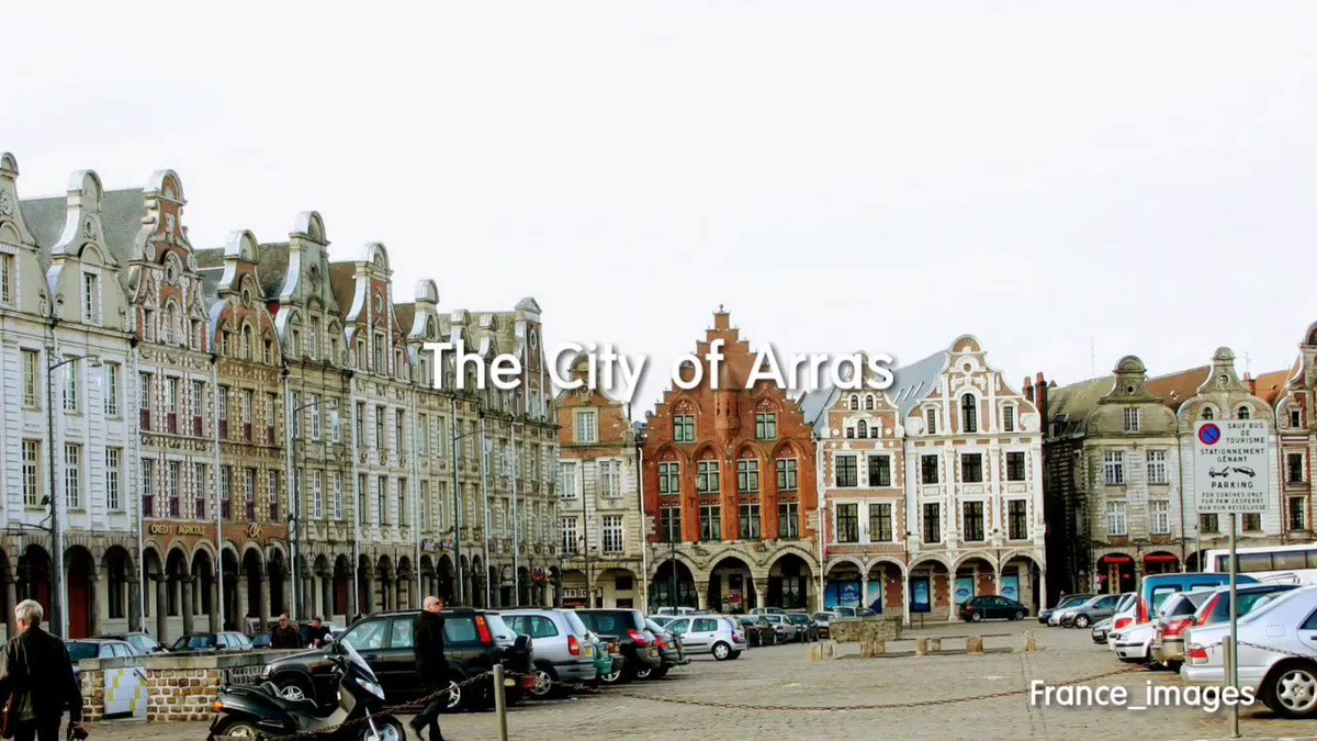 Photos of the City of #Arras in Northern  #France #travel #photo