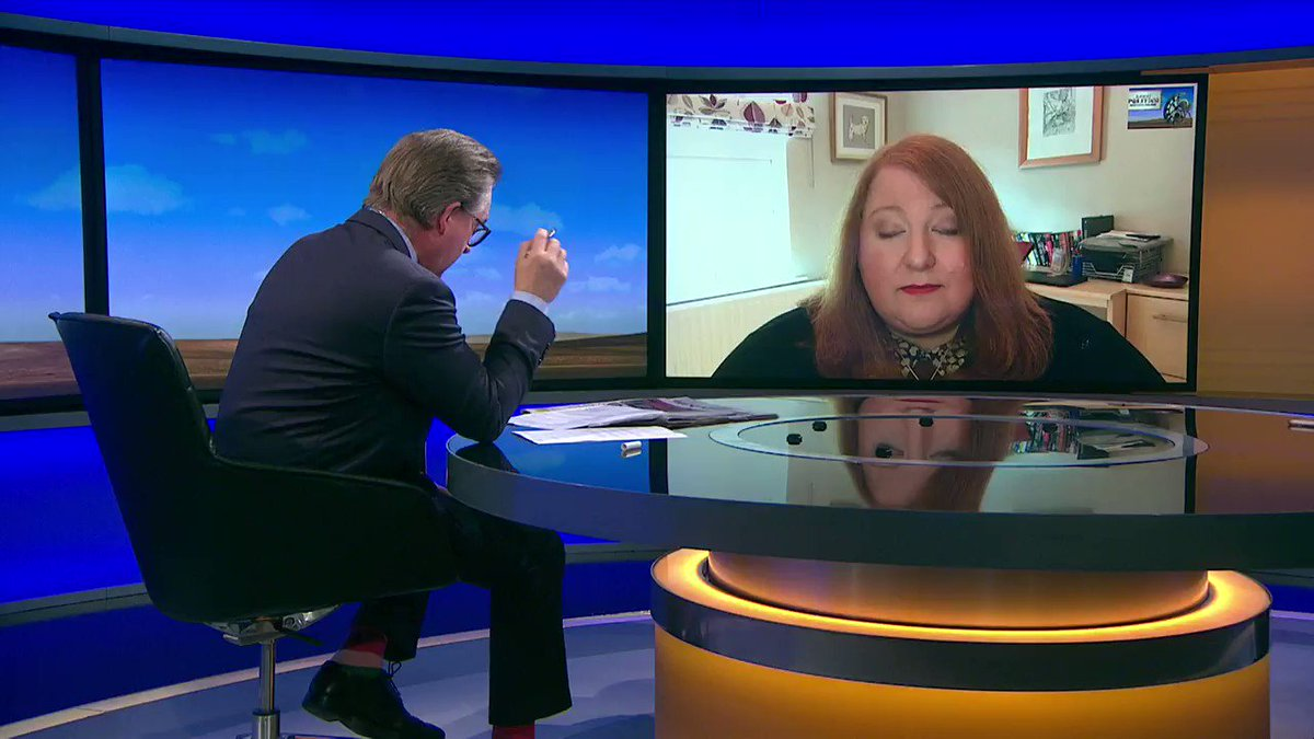 #sundaypolitics The Justice Minister @naomi_long says the Assembly is owed an explanation. @MarkCarruthers7