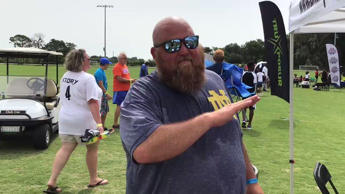 Image for the Tweet beginning: Championship7v7 National Championship 2020 #TheBattleRoyale Orlando,FL Capped