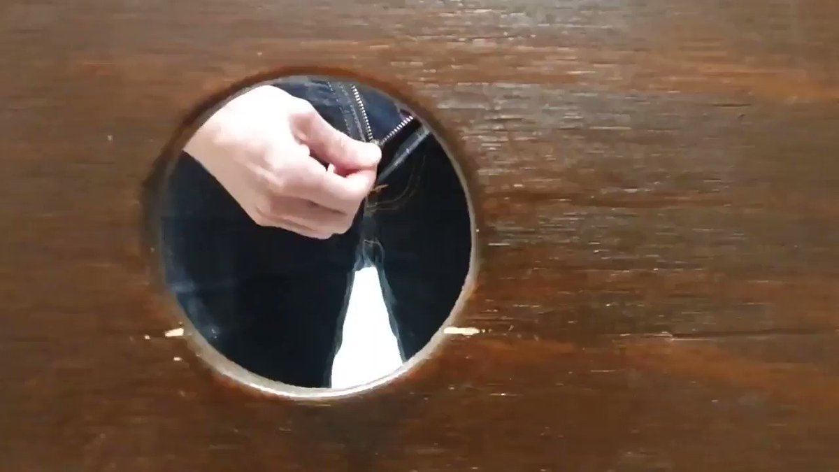 Jamming My Heart Through The Glory Hole When There's No One On The Other Side