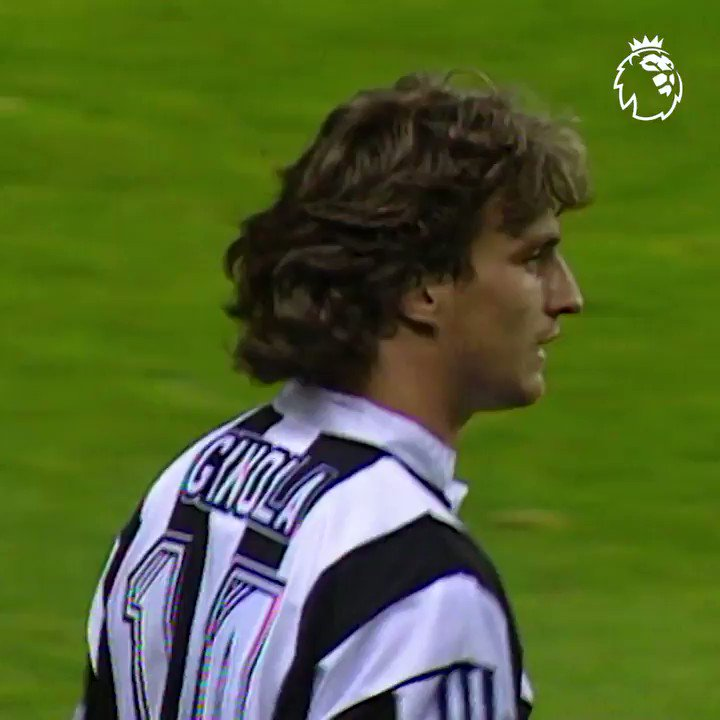🌟 Few foreigners have illuminated the English @premierleague like the electrifying David Ginola. Many happy returns to the winger who won both the PFA and FWA Player of the Year awards in 1998/99 🏆  @teamginola | @NUFC | @SpursOfficial