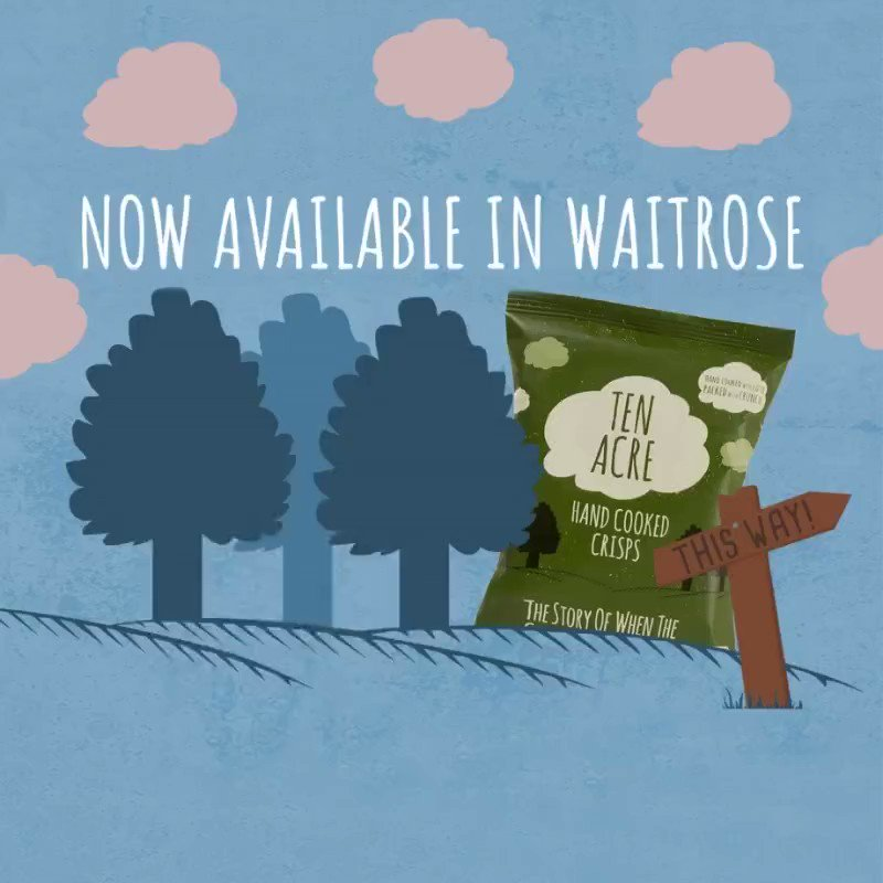 From today all our 135g crisps are 2 for £3 in Waitrose - visit  to find your nearest store!