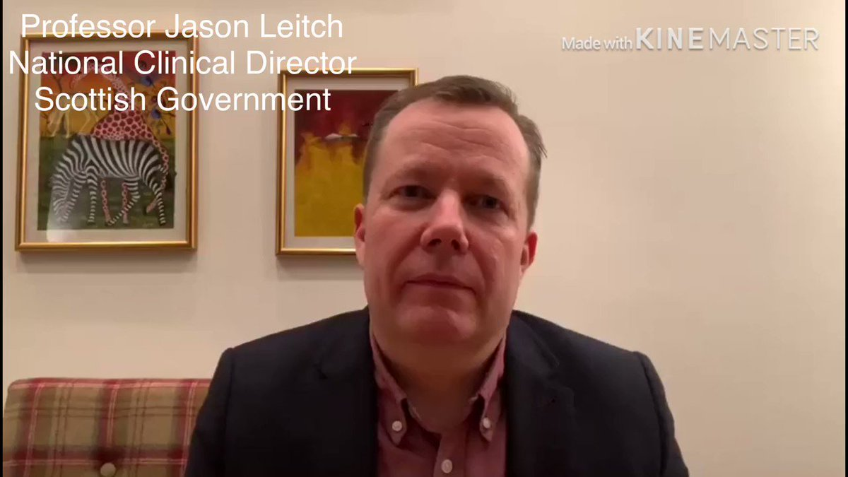 Scotland's National Clinical Director @jasonleitch explains why health literacy techniques including teachback are really important at this time. Find out more at bit.ly/345lsKw @FionaCMcQueen @DrGregorSmith @scotgovhealth @NHSScotland @RCGPScotland #healthliteracy