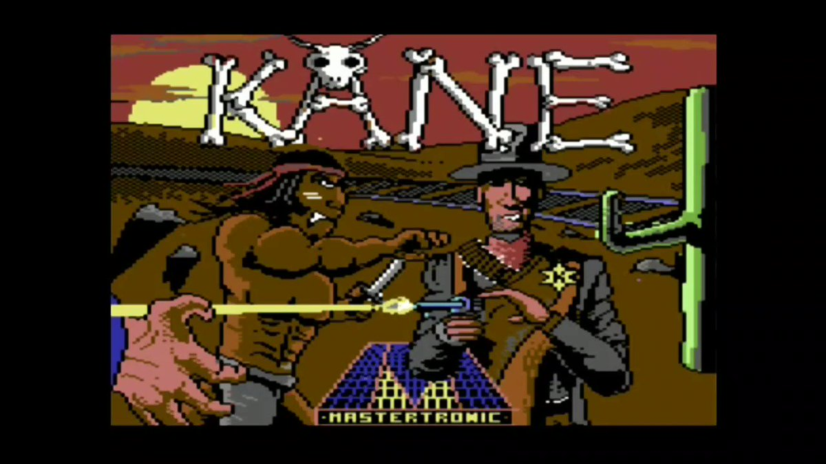 Kaneis a multi-action gamepublished byMastertronicfor theCommodore 64in 1986. It was ported to theAcorn Electron,Amstrad CPC,BBC Micro,ZX Spectrum, and theCommodore 16andPlus/4. #Commodore #RetroGaming #80spic.twitter.com/eZbCLLJTEF