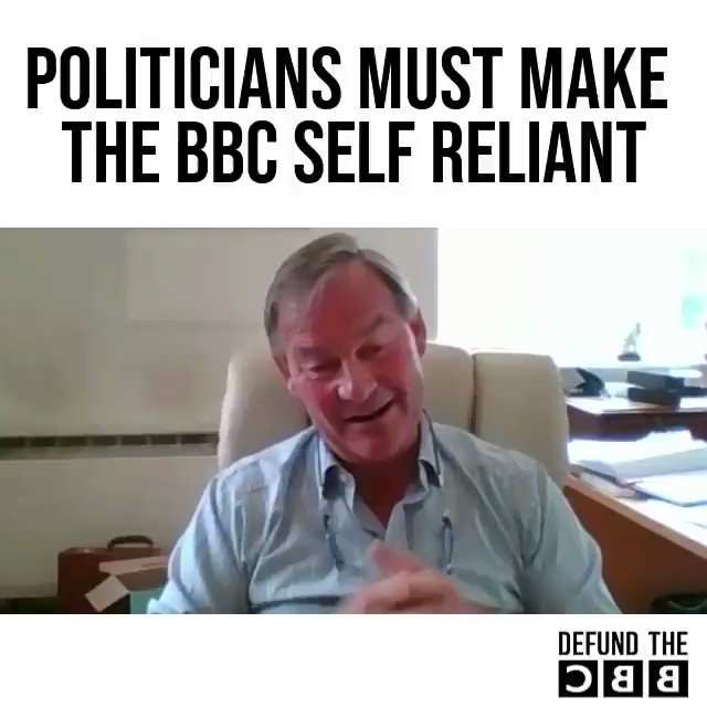 People are absolutely fed up with overpaid BBC journalists using their platform to preach to the rest of us. If they're so confident of their content, they should stop relying on forcing people to pay the licence fee to fund it. @DefundBBC!