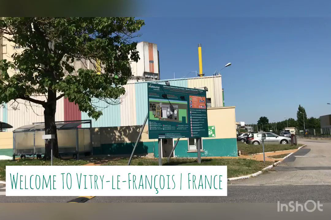 You already visited our head office in Reims 👩🏽💻, now, follow us in Vitry-Le-François, France 🏭👷🏻♂️ #barley #malt #beer #safety #covid19 Musique: Free Driving Musicien: Reminiscor https://t.co/uP1ziFNgTE https://t.co/UMc7LowoOe