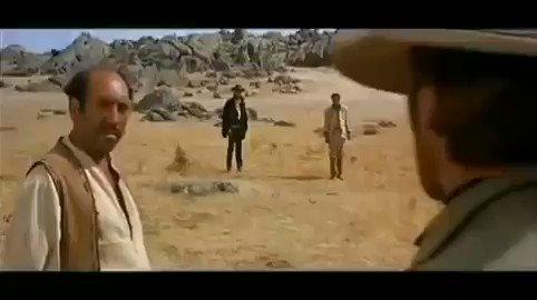 """A trilha sonora de """"Três Homens Em Conflito"""" é a mais emblemática de Ennio Morricone e uma das mais clássicas do cinema. #RIPEnnioMorricone https://t.co/DTTFhOsUMO"""