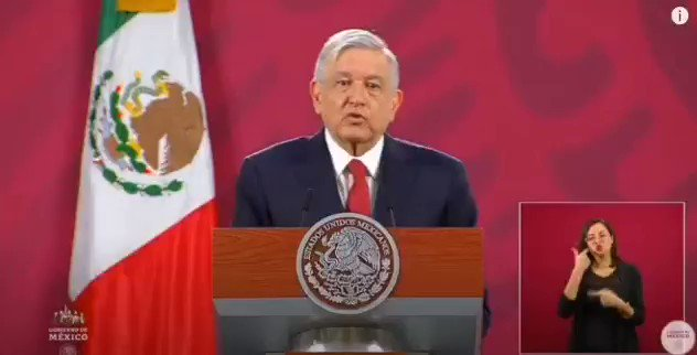 Image for the Tweet beginning: 🔴 Pide @lopezobrador_ a empleados
