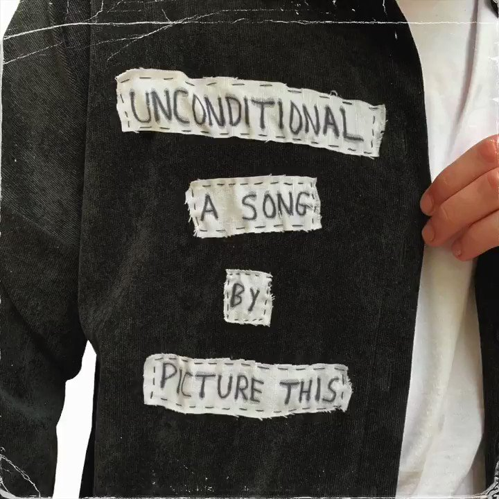 """""""Unconditional"""" a song by Picture This. Out on Friday. PictureThis.lnk.to/unconditionalp…"""