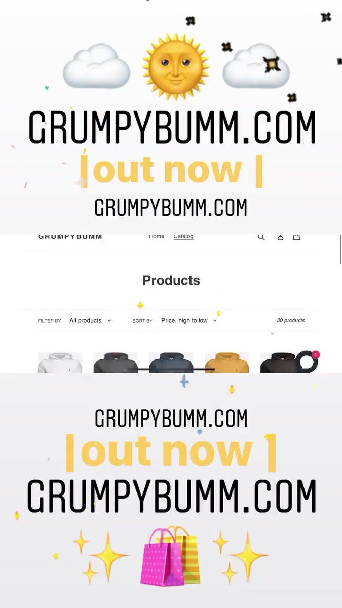 For a limited time only! Purchase one of our hoodies & tees to receive a free gift!   Our combinable promotion of 5% off purchases over $120.00 will automatically be added to your carts during checkout.   Visit https://www.grumpybumm.com   @grumpybummco #shopping #fashion    pic.twitter.com/aZtrl6YbtQ
