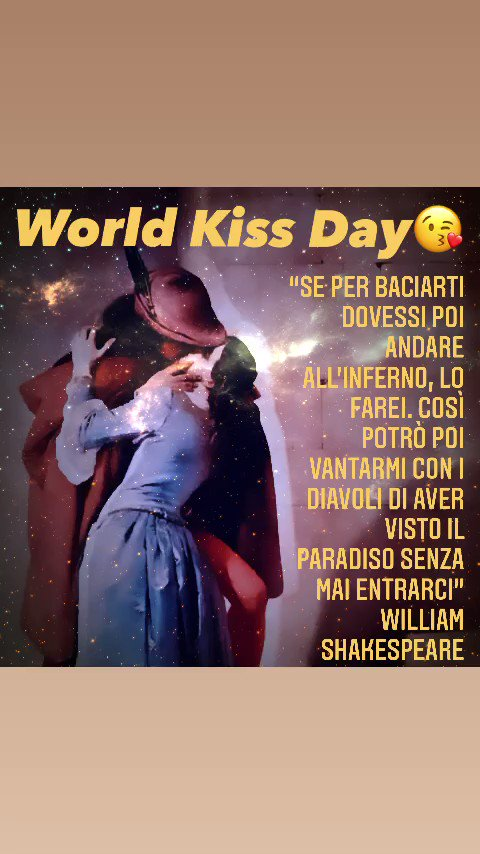 #WorldKissDay