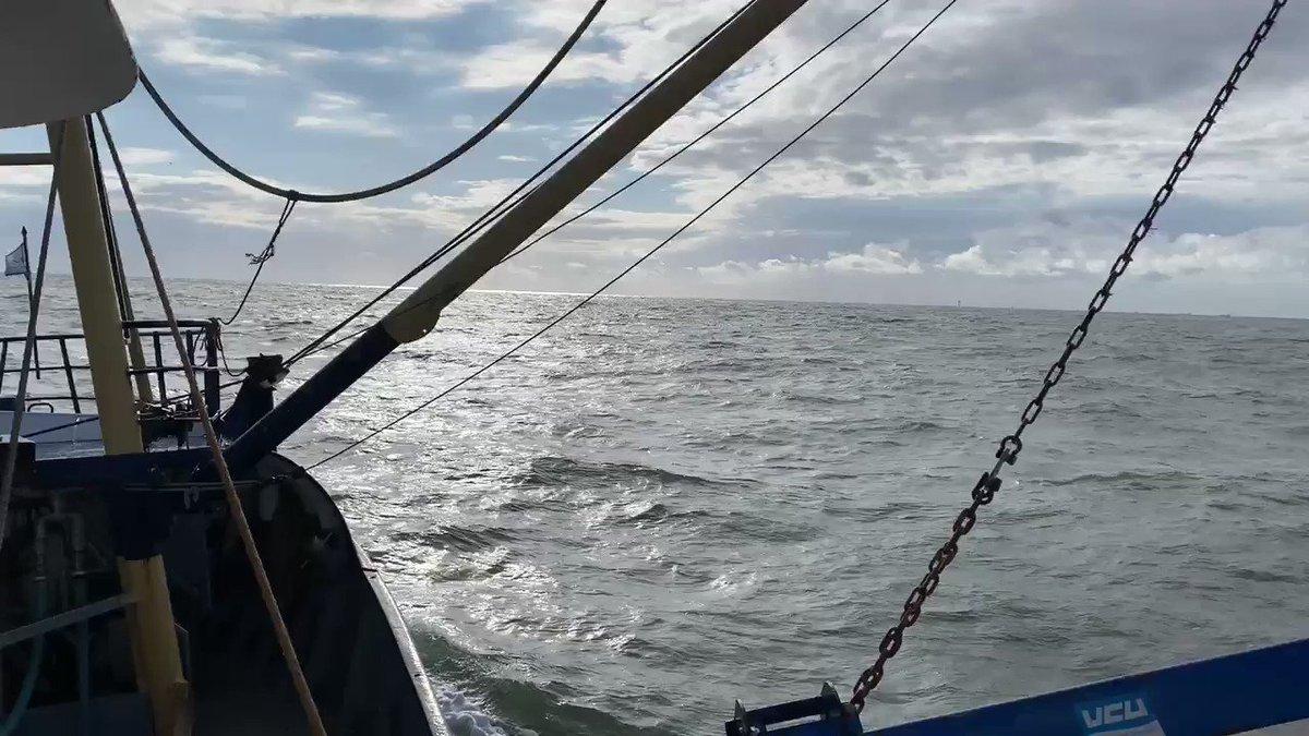 Image for the Tweet beginning: #Noordzee #visserij #kust  Goedenavond samen